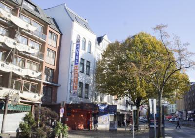 Hostels und Jugendherbergen - A&O Hamburg Reeperbahn Hostel