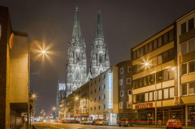 Hostels und Jugendherbergen - A&O Köln Dom