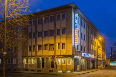 Hostels und Jugendherbergen - A&O Köln Hauptbahnhof