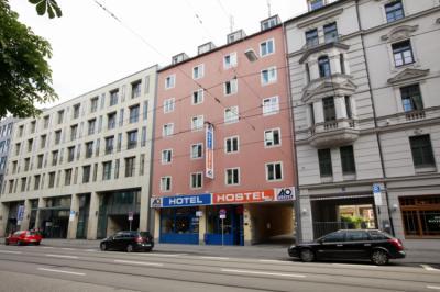 Hostels und Jugendherbergen - A&O München Hauptbahnhof Hostel