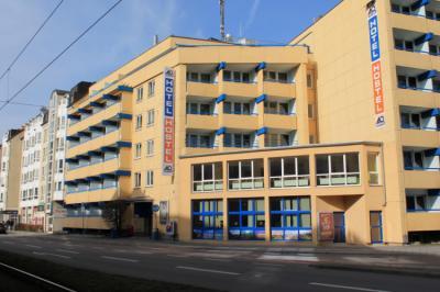 Hostels und Jugendherbergen - A&O München Hackerbrücke Hostel