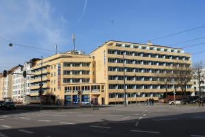A&O München Hackerbrücke Fassade