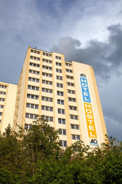 Hostels und Jugendherbergen - A&O Prague Metro Strizkov Hostel