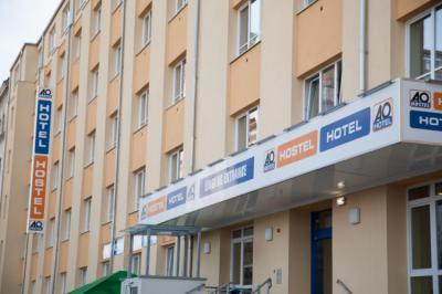 Hostels und Jugendherbergen - A&O Wien Hauptbahnhof Hostel