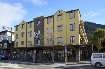 Hostels und Jugendherbergen - Base Queenstown