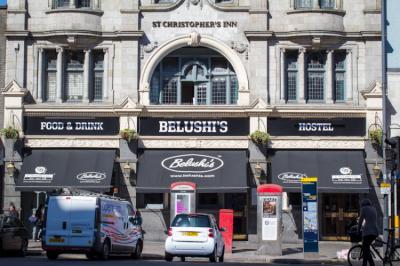 Hostels und Jugendherbergen - St Christopher's Inn, Hammersmith