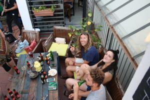 Hostels und Jugendherbergen - Oasis Backpacker's Sevillla Hostel
