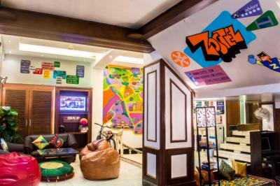 Hostels und Jugendherbergen - Zostel Delhi
