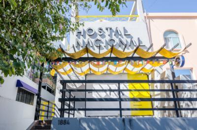 Hostels und Jugendherbergen - Hostal Nacional