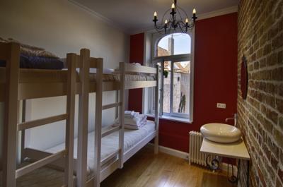 Hostels und Jugendherbergen - Hostel Lybeer Bruges