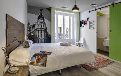 Hostels und Jugendherbergen - Safestay Madrid