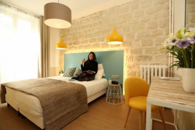 Hostels und Jugendherbergen - Le Regent Montmartre by Hiphophostels