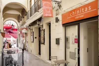 Hostels und Jugendherbergen - Chinitas Urban Hostel