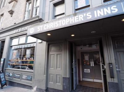 Hostels und Jugendherbergen - St Christopher's Inn, Edinburgh