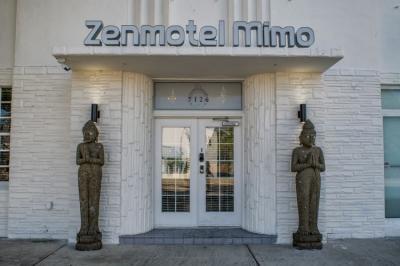 Hostels und Jugendherbergen - Hostel Zenmotel Mimo