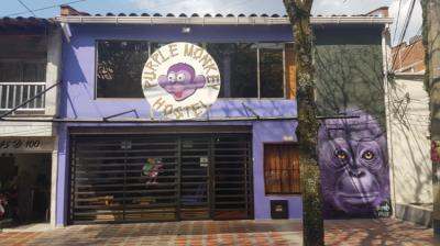 Hostels und Jugendherbergen - Purple Monkey Hostel