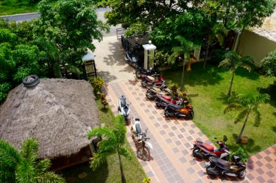 Hostels und Jugendherbergen - Mad Monkey Hostel Kampot