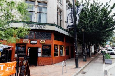 Hostels und Jugendherbergen - Cambie Hostel - Gastown