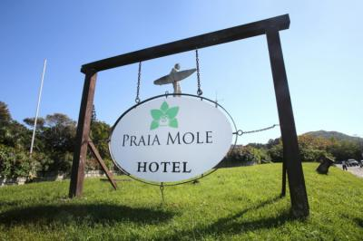 Hostels und Jugendherbergen - Praia Mole Hostel