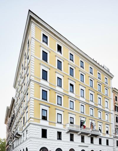 Hostels und Jugendherbergen - Generator Rome