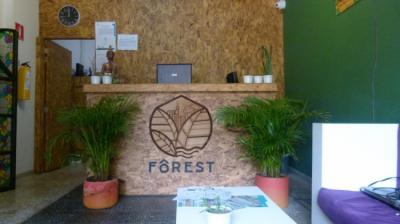 Hostels und Jugendherbergen - Forest Hostel