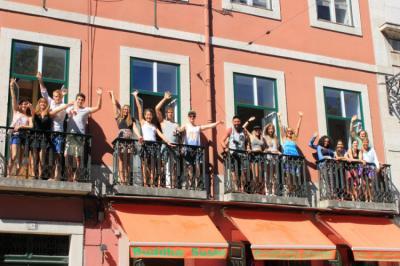 Hostels und Jugendherbergen - Lookout Lisbon! Hostel