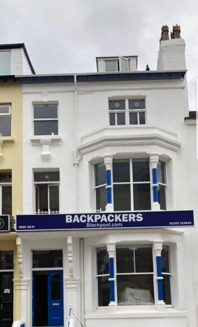 Hostels und Jugendherbergen - Hostel Backpackers Blackpool