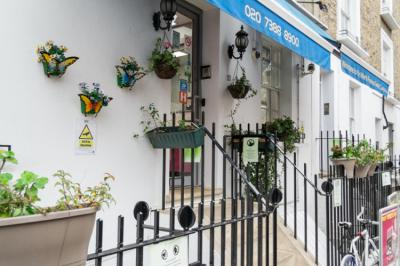 Hostels und Jugendherbergen - Hostel Smart Camden Inn