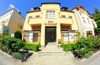 Hostels und Jugendherbergen - Die Botschaft Hostel