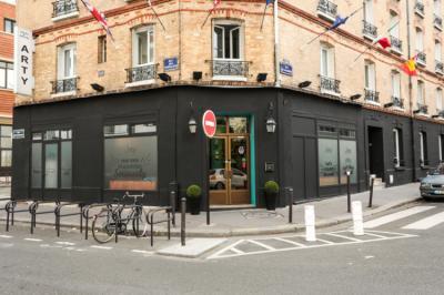 Hostels und Jugendherbergen - Arty Paris Portes de Versailles by Hiphophostels