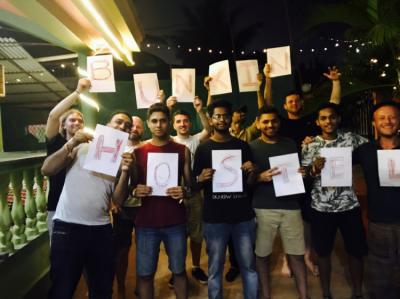 Hostels und Jugendherbergen - BunkIn Hostel Goa