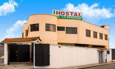 Hostels und Jugendherbergen - Hostal la Est acion
