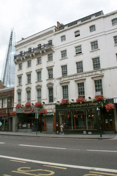 Hostels und Jugendherbergen - St Christopher's Inns: The Oasis, London Bridge