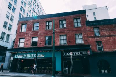 Hostels und Jugendherbergen - Cambie Hostel - Downtown
