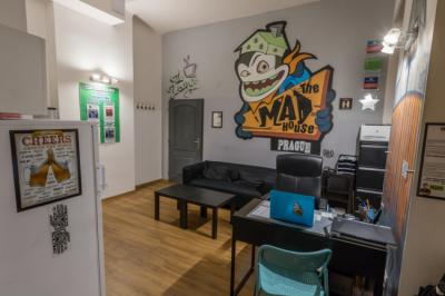 Hostels und Jugendherbergen - Hostel The MadHouse Prague