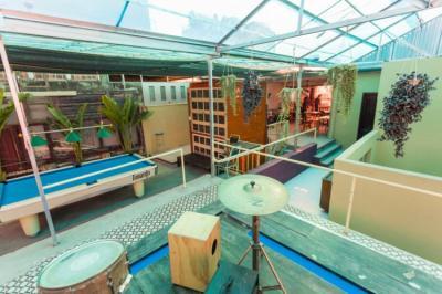 Hostels und Jugendherbergen - Wanderlust Inn Hostel