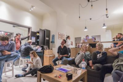 Hostels und Jugendherbergen - Hostel The RoadHouse Prague