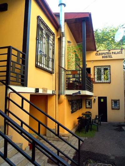 Hostels und Jugendherbergen - Cleopatra Palace Hostel