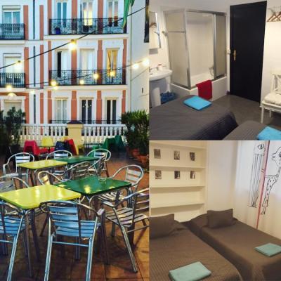 Hostels und Jugendherbergen - Barbieri Sol Hostel