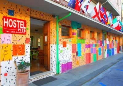 Hostels und Jugendherbergen - Hostel Pisa