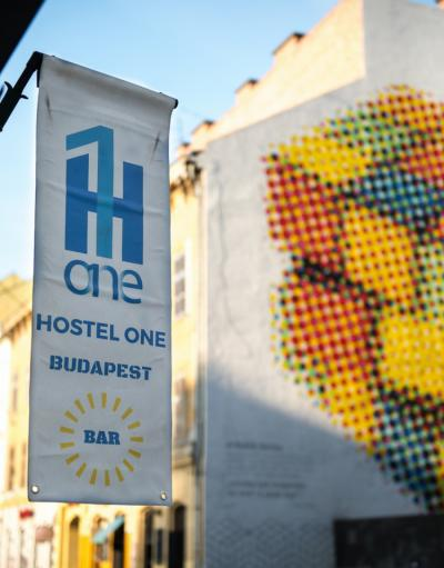 Hostels und Jugendherbergen - Hostel One Budapest
