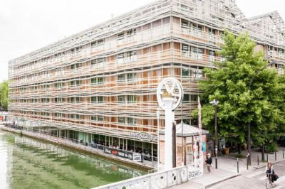 Hostels und Jugendherbergen - St Christopher's Inn Paris - Canal Hostel