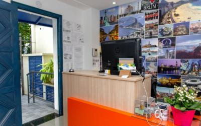 Hostels und Jugendherbergen - Injoy Hostel