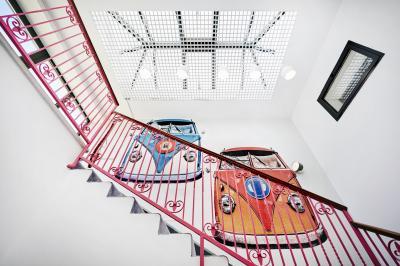 Hostels und Jugendherbergen - Generator Rome Hostel