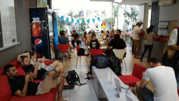 Hostels und Jugendherbergen - America Del Sur Hostel Buenos Aires