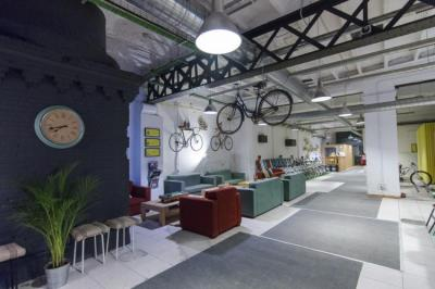 Hostels und Jugendherbergen - Bed & Bike Barcelona Hostel