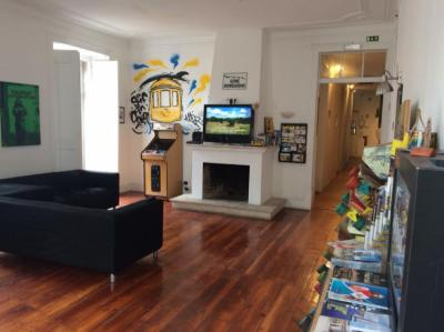 Hostels und Jugendherbergen - Surf in Chiado Hostel