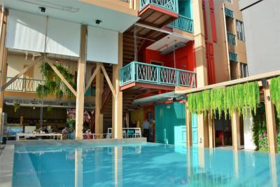 Hostels und Jugendherbergen - Hostel Lub D Siem Reap