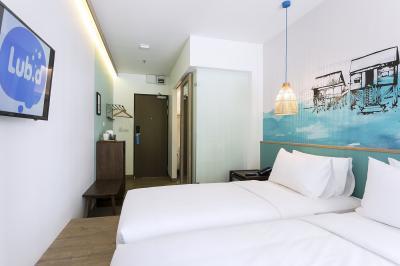 Hostels und Jugendherbergen - Lub D Siem Reap