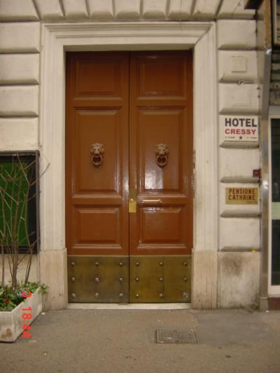Hostels und Jugendherbergen - Hostel Cressy